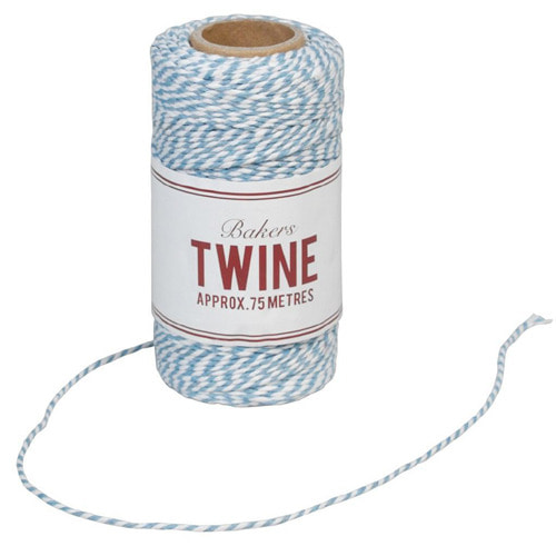 Bakers Twine (Blue)
