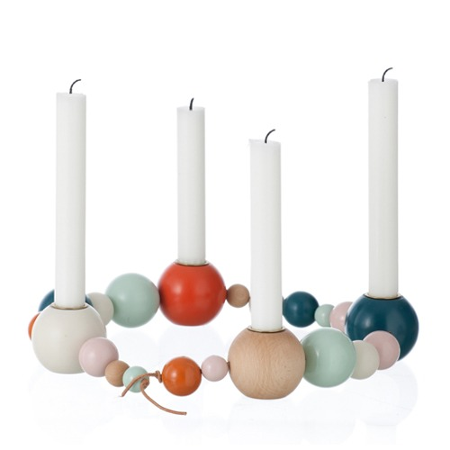 35% Fermliving Candle Holder String