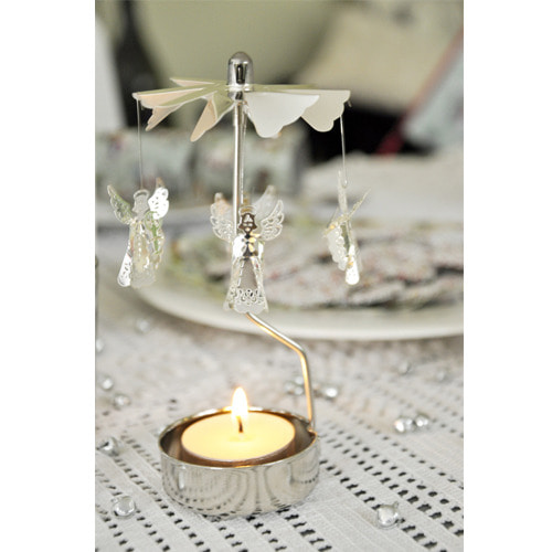Angel tealight holder (카루셀)