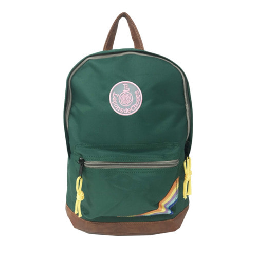 Sac retro sport Green Forest