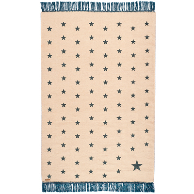 Pop Star Rug Beige/Blue