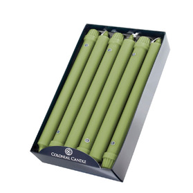 Taper Candle Willowgreen