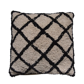Berber Cushion Ivory