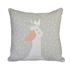 Duck Gray cushion