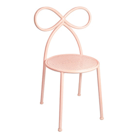 Bow Chair Blush Pink (재입고예정)