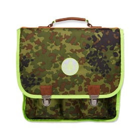 Cartable Militery Bande Arc en Ciel (M)