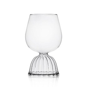 Tutu Red wine glass