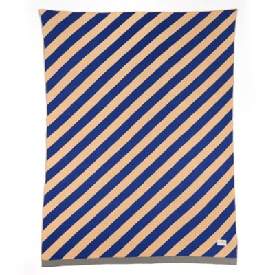 35% SALE! Ferm Living Little stripe Blanket