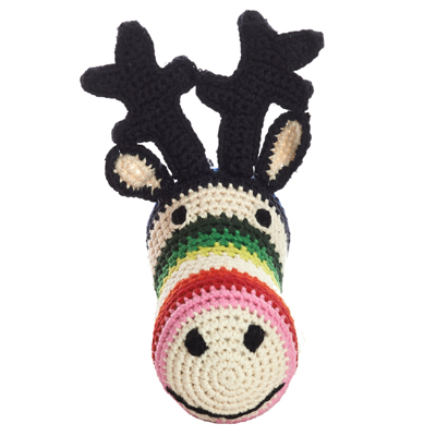 Mini Deer Head Crochet (Mix)