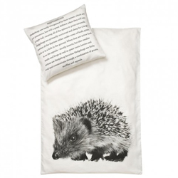 Hedgehog baby bedding