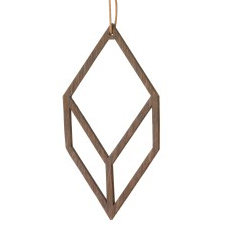 Wooden Diamond No.2