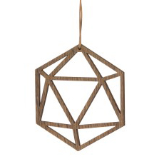 Wooden Diamond No.1