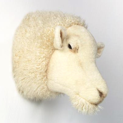 40% Sheep wall deco