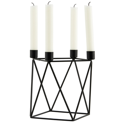 Triangle Candle Stand