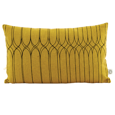 40% Pillowcase Graphic Olive