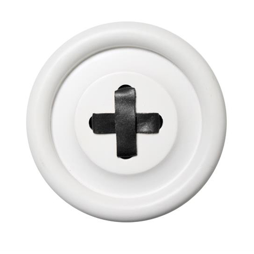 Button Hook White L