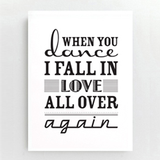 Love again Card