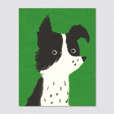 Smart Collie card