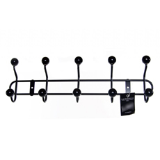 Lollypop Hanger Black
