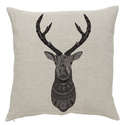 Deer Cushion Cover