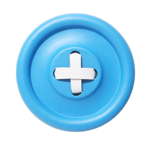 Button Hook Blue L