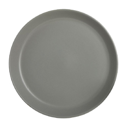 Imply Gray Dinner Plate