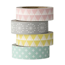 Pastel patterned Tape