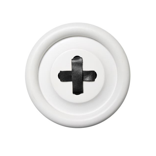 Button Hook White M