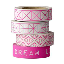Neon patterned Tape