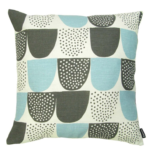 Sokeri Cushion Blue