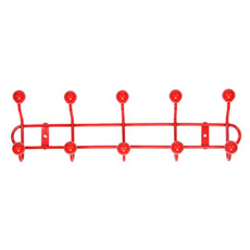 Lollypop Hanger Red