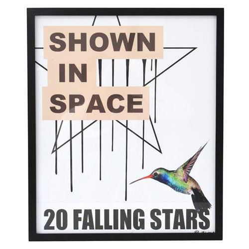 50% Sale! Falling Star Poster
