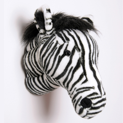 Zebra wall deco