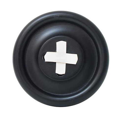Button Hook Black L