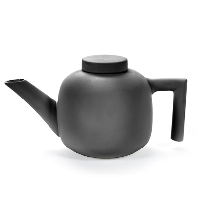 Lovatt Teapot No.2 (Black)