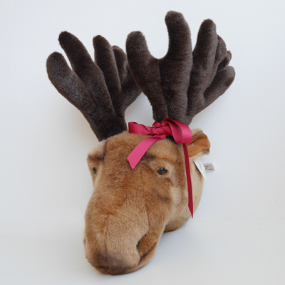Moose wall deco