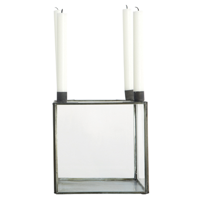 35% Square Candle Holder (L)