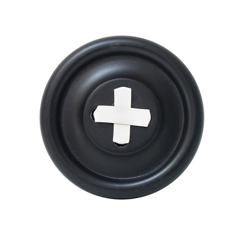 Button Hook Black M