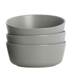 Imply Gray Bowl