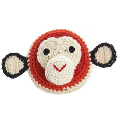 Mini Chimp Head Crochet (Mix)
