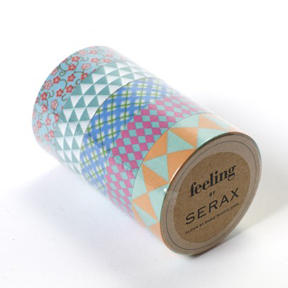 Washi Tape Retro