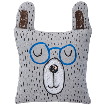 Little Mr. Teddy Cushion