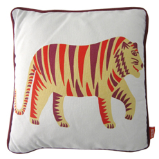 50% Tiger Cushion Cover