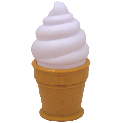 Ice Cream Light White (L)