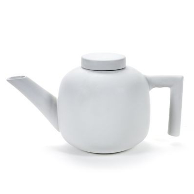 Lovatt Teapot No.2 (White)