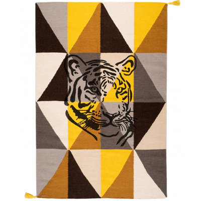 Circus Arlequin Tiger Mix Brown