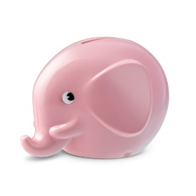 Palaset Norsu Moneybox Light Pink(S/L size)